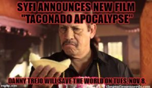 Danny Trejo saves the world